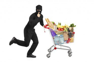 How to control shoplifting?