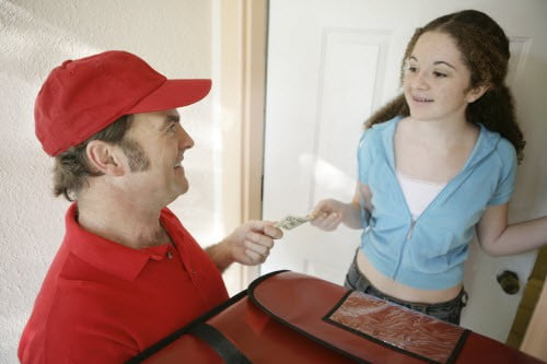 Home Delivery Of Food Bon App 233 Tit At The Doorstep Of