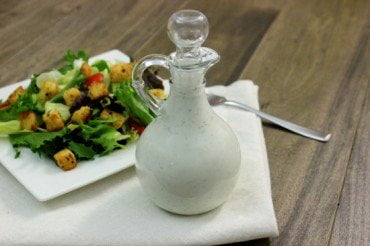 Salad Dressing – Beauty and nutrition in one platter