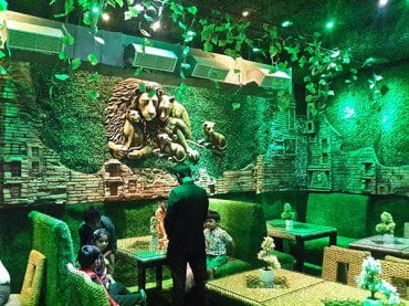 Theme Restaurants in Kolkata