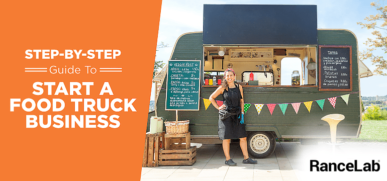 how to run a food truck business