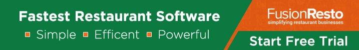 GST Enabled Restaurant Management Software