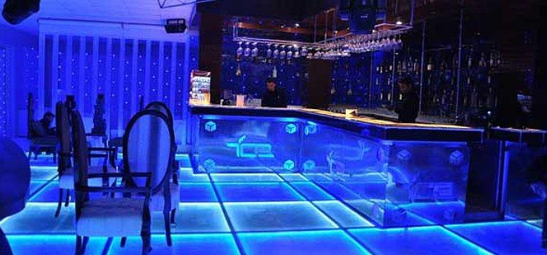Ice-Lounge