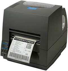 Barcode Printer - Citizen CLP-621