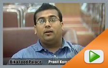 Interview of Pranit Kumar (F&B Manager of Bika Food palace)