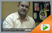 Interview of Rajesh Lachwani (Owner of Jailakshmi's Heritage)