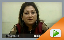Interview of Naina Badiani (Owner of Tress Talk)